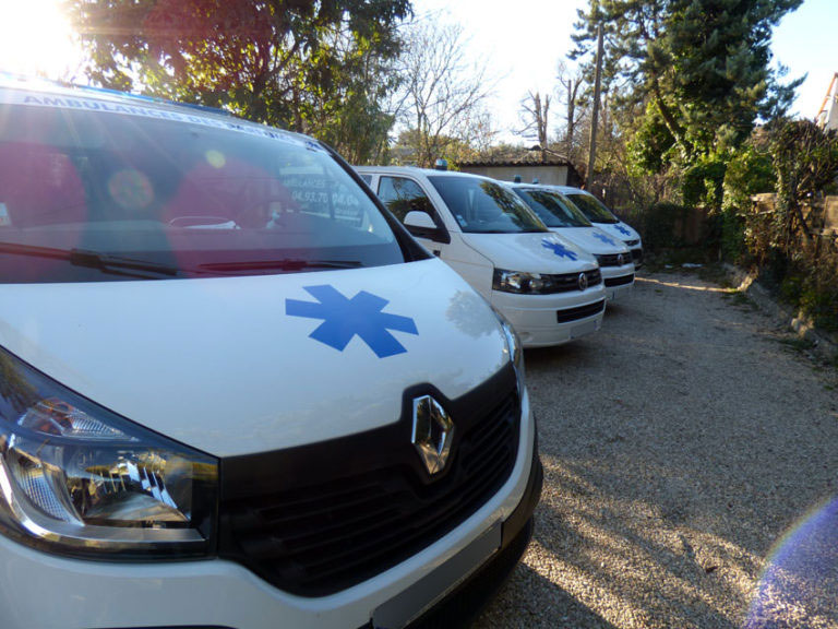 Transports et ambulances